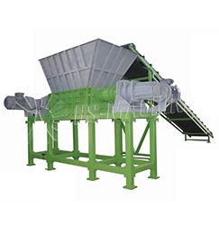 Double-shaft Rollers Shredder