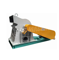 Wood Blocks Hammer Mill